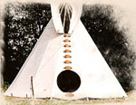 tipi traditionnel